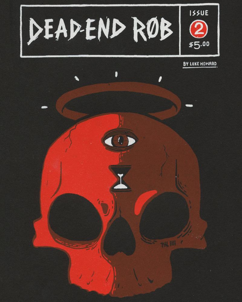 Dead-End Rob No. 2 by Luke Howard